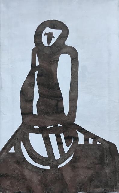 , 'La Danzante,' 2001, Cazadoras y Recolectores