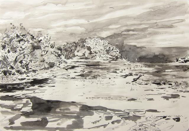 Esteban del Valle, 'Found Land 1', 2018, Albert Merola Gallery