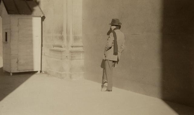 , 'Attesa,' 1948, SAGE Paris