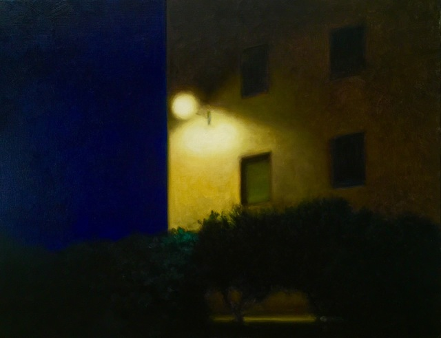 , 'Nocturno en Cartagena,' 2017, Sala Parés