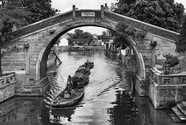 , 'Suzhou Bridge, Suzhou, Jiangsu Province,' 1988, Pékin Fine Arts
