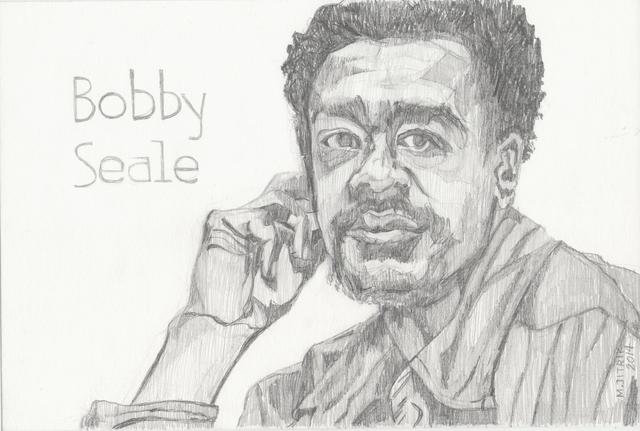 , 'Bobby Seale,' 2014, Ignacio Liprandi Arte Contemporáneo