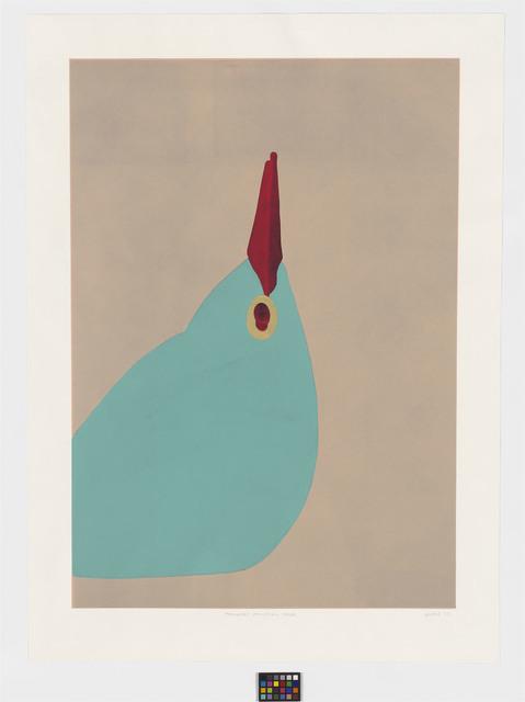 Gary Hume, 'Paradise Printing Four', 2012, Print, Linocut, Galerie Maximillian