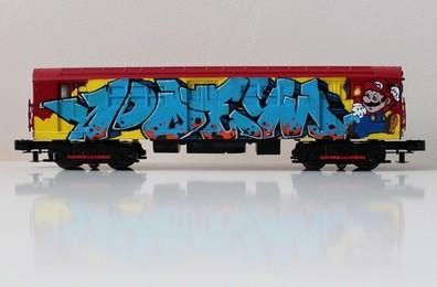 Train : Mario Brothers