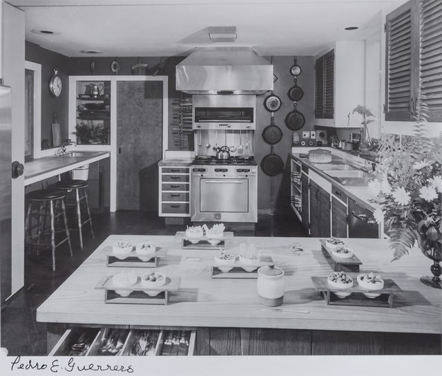 , 'Julia Child's Kitchen, Cambridge, MA,' 1962, Edward Cella Art and Architecture