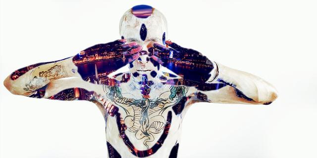 , 'The Lament: Mountain Ghost,' 2018, Ota Fine Arts