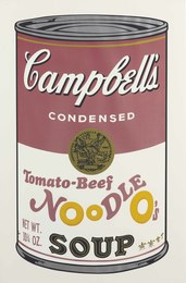 Tomato-Beef Noodle O's, from Campbell's Soup II