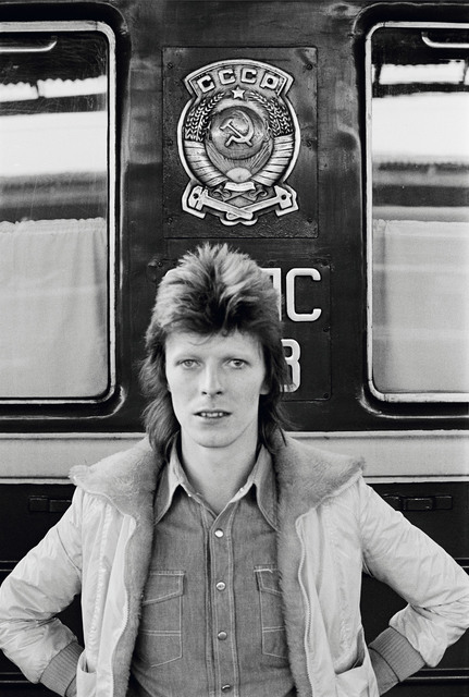 , 'David Bowie: In Front of the 'Trans Siberian Express',' , Francesca Maffeo Gallery
