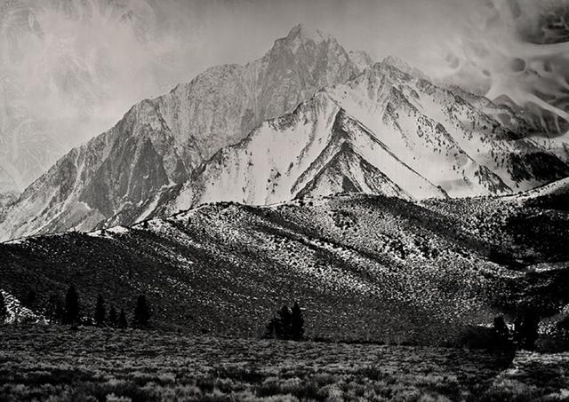 , 'Eastern Sierras,' 2013, Danziger Gallery