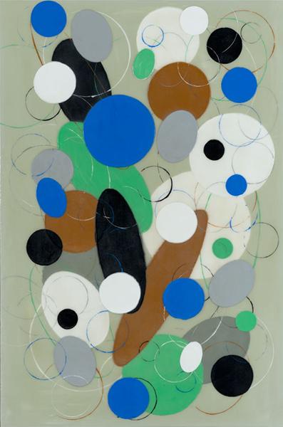 , 'Bubbles & Bobbles II,' ca. 2015, Lanoue Gallery