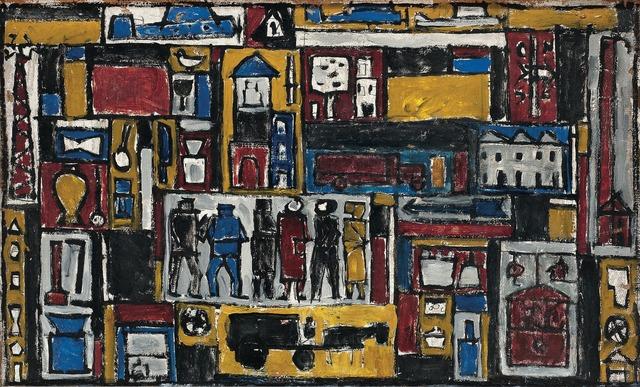 , 'Constructivo,' 1950, Galería de las Misiones