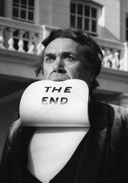 , 'THE END,' 1968, Classic Stills