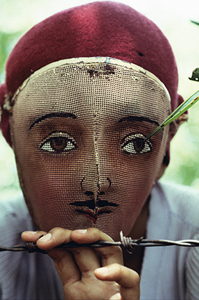 , 'Traditional Indian dance mask, Nicaragua,' 1978, Staley-Wise Gallery