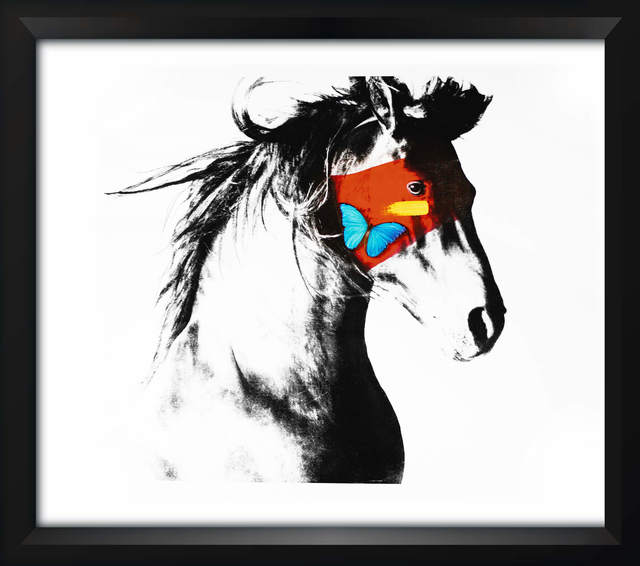 , 'Horse,' 2017, Eden Fine Art