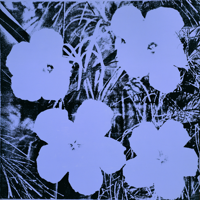 Andy Warhol, 'Flowers', 1967, Painting, Silk-screen ink and synthetic polymer paint on canvas, Museum of Contemporary Art San Diego