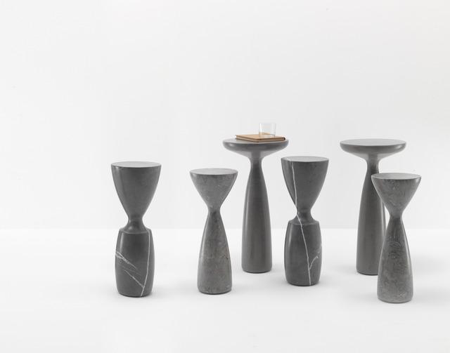 , 'Stoneware tables,' 2012, Galerie Maria Wettergren