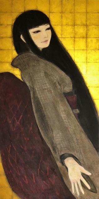 , 'Kisaragi (February),' 2018, Aisha Alabbar Art Gallery