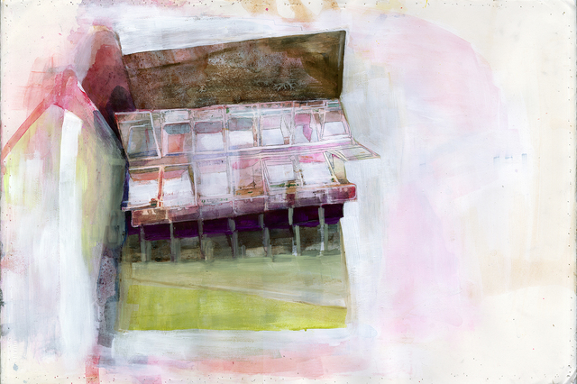 , 'Glimpse,' 2015, A.I.R. Gallery