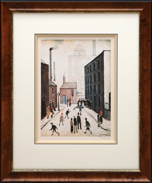 , 'Industrial Scene,' 1974, Peter Harrington Gallery