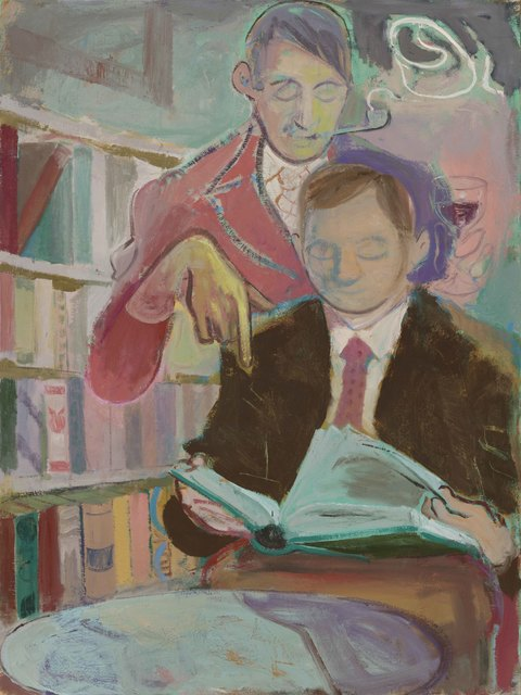 , 'Dirty Books,' 2018, Ribot