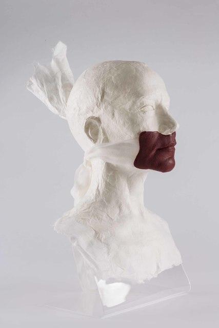 , 'Self Portrait: Silence,' 2015, Galeri Nev