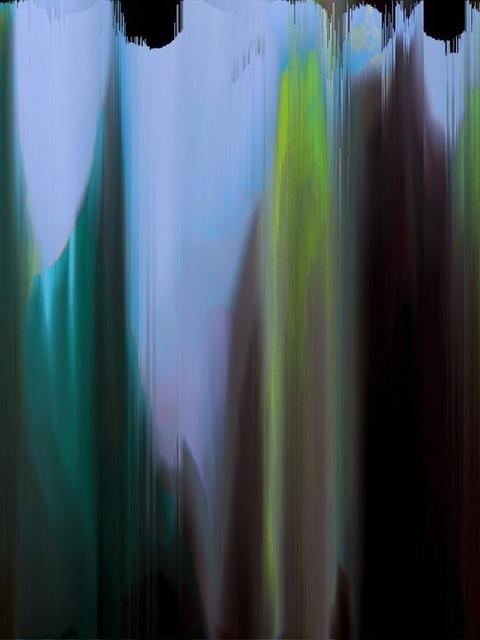 Perle, 'Richter', 2018, Bitfactory Gallery