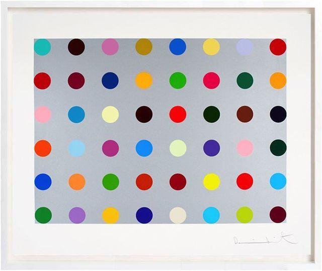 , 'Spot Print - Histidyl,' 2008, Samuel Owen Gallery