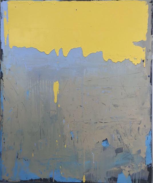, 'Yellow 18-9-23,' 2018, PARKVIEW ART Hong Kong
