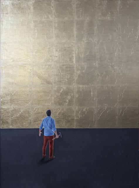 , 'Arqueología del resplandor 1,' 2015, Galería Alfredo Ginocchio