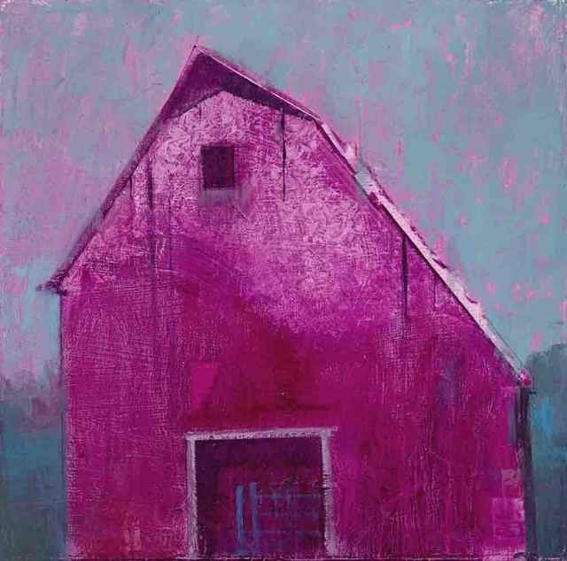 , 'Big Pink,' 2017, Sue Greenwood Fine Art