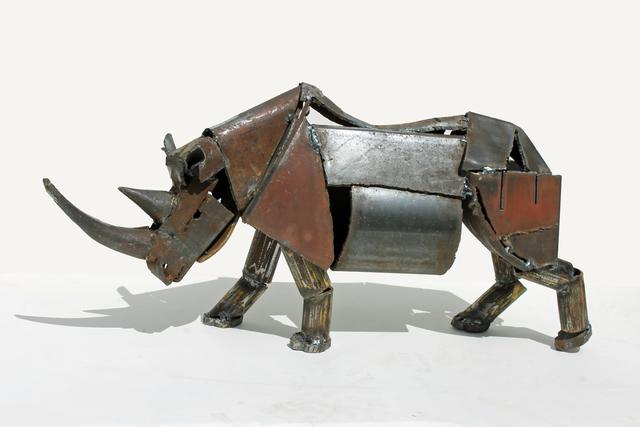 , 'Rhino ,' 2017, Rebecca Hossack Art Gallery