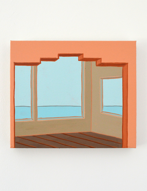 Heath West, 'Villa Neutra', 2018, Galleri Urbane