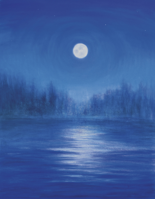 Jim Schantz, 'Full Moon River', Pucker Gallery
