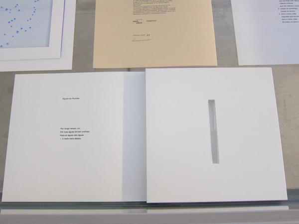 , 'Trilogia ( poema-objeto),' 1976, Galeria Raquel Arnaud