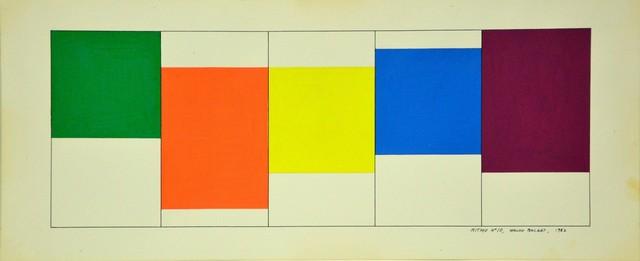 , 'Ritmo no. 10,' 1982, Henrique Faria Fine Art