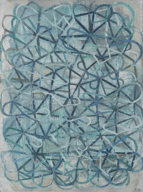 , 'Parallax,' 2018, Andrea Schwartz Gallery