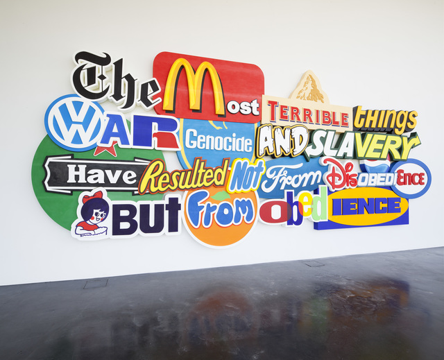 , 'The Most Terrible Things,' 2015, Kiasma Museum of Contemporary Art