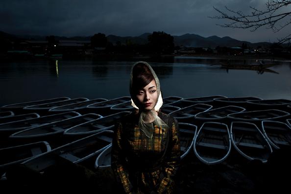 , 'Mai I, Arashyama, Japan,' 2013, Fahey/Klein Gallery
