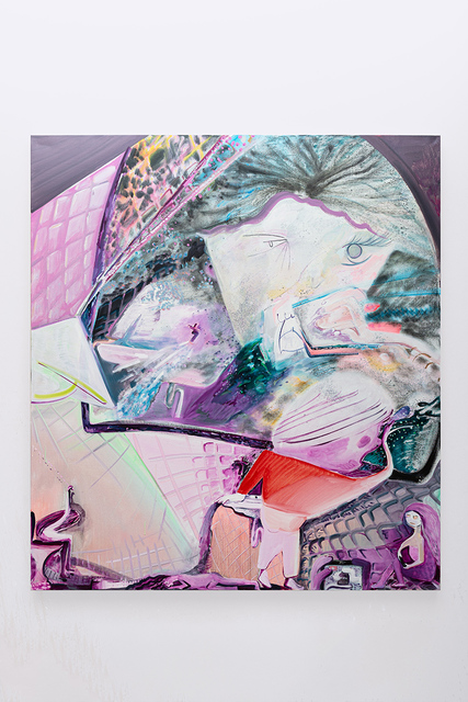 Jin Han Lee, 'Glass Face', 2019, PM/AM