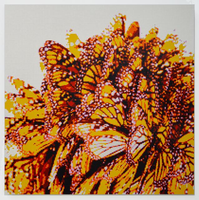 , 'Monarchs,' 2015, Olga Korper Gallery