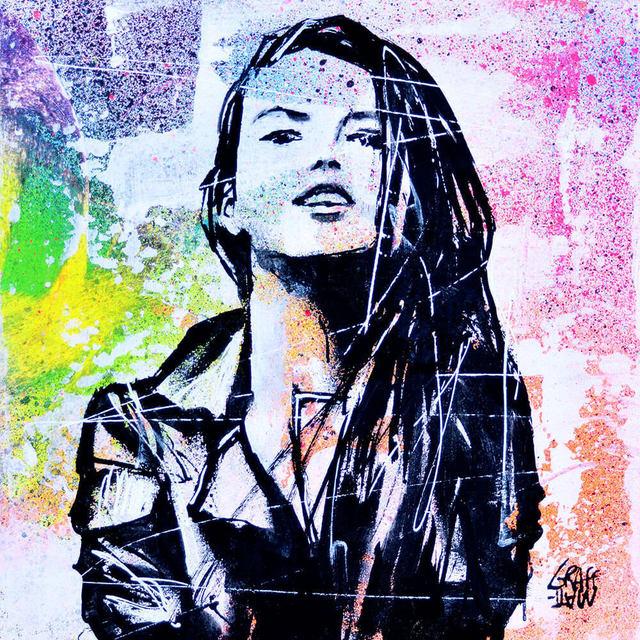 , 'Street style,' 2017, Carre D'Artistes