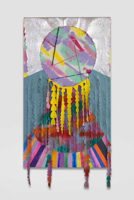 Sarah Cain, 'the new era', 2018, Galerie Lelong & Co.