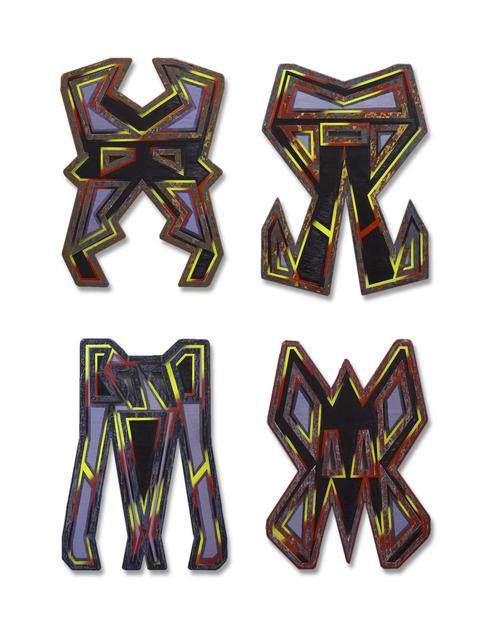 , 'Cedar Waxwing,' 2017, Richard Koh Fine Art