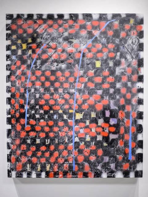 , 'Genetic Energy Tablet Sumerian Code,' 2017, Mirus Gallery