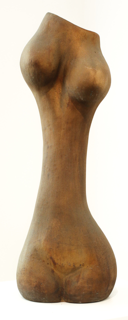 Evelyne Brader-Frank, 'Myrina #1148', 2004, Sculpture, Bronze, Newzones