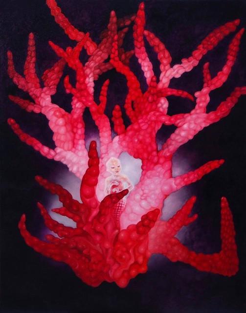 Lu Hao-Yuan, 'Red Coral', 2019, Lin & Lin Gallery