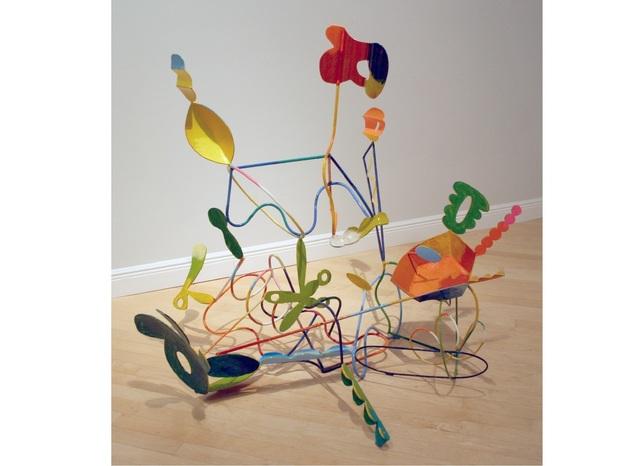 , 'Dots,' 1999, SPONDER GALLERY