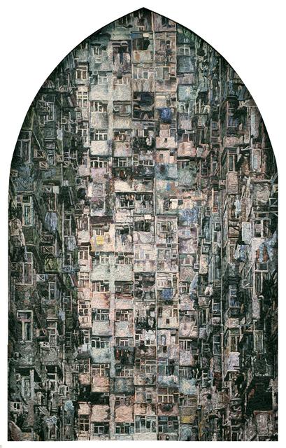 , 'Monoblock,' 2008, Barro