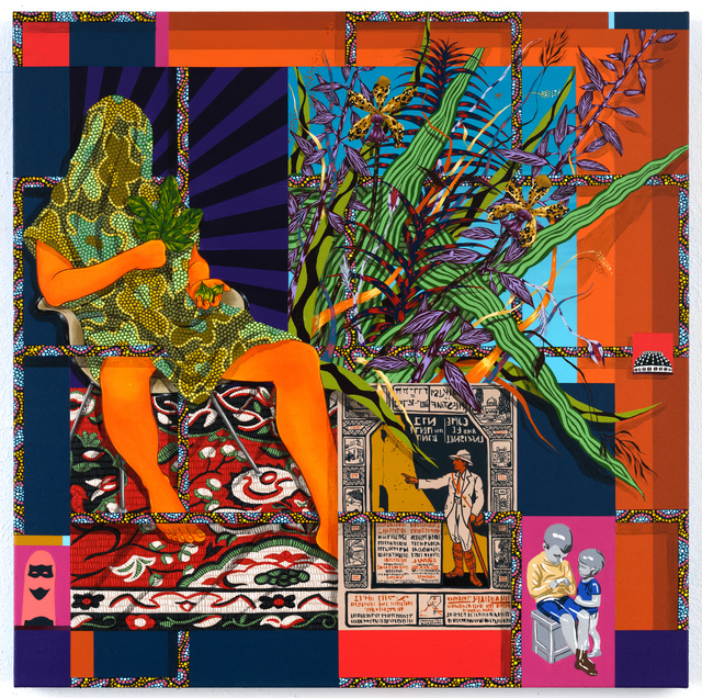 , 'The Tourist,' 2019, Denny Dimin Gallery