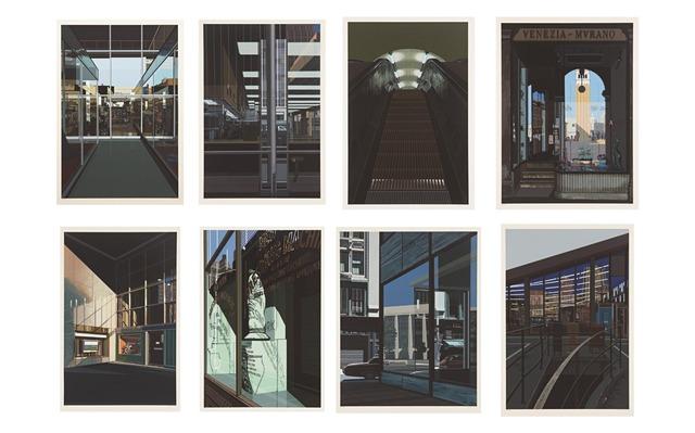 , 'Urban Landscape No. 2,' 1979, Susan Sheehan Gallery